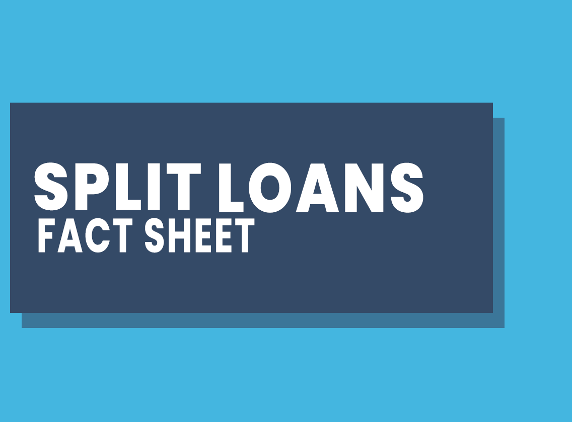 Split Loans Fact Sheet